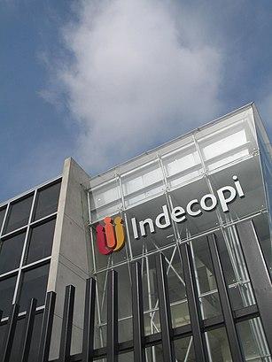 Cómo llegar a Indecopi en transporte público - Sobre el lugar