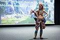 Individual cosplay at Japan Impact 2020, Switzerland; February 2020 (01).jpg