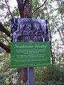 Infotafel vor dem Eingang des jüdischen Friedhofs Burghaun.JPG