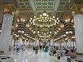 Inside Masjid.e.Nabavi Madina - panoramio.jpg