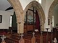Inside the parish church at Danby Wiske - geograph.org.uk - 1290206.jpg