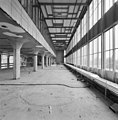 Interieur, v.m. koffiefabriek, verschillende bouwhoogten op de derde bouwlaag tijdens restauratie - Rotterdam - 20002778 - RCE.jpg