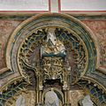 Interieur Arkelkapel, retabel, detail beeldhouwwerk - Utrecht - 20352109 - RCE.jpg