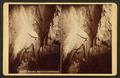 Interior cascades, Manitou Grand Caverns, by W. E. Hook.png