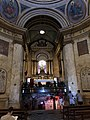Interior of the chapel in the Carmelite Monastery. Mt. Carmel.jpg