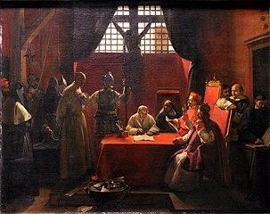 Interrogatoire de Savonarole