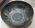 Iran, ceramica invetriata di tipo sultanabad, xiv sec. 02.JPG