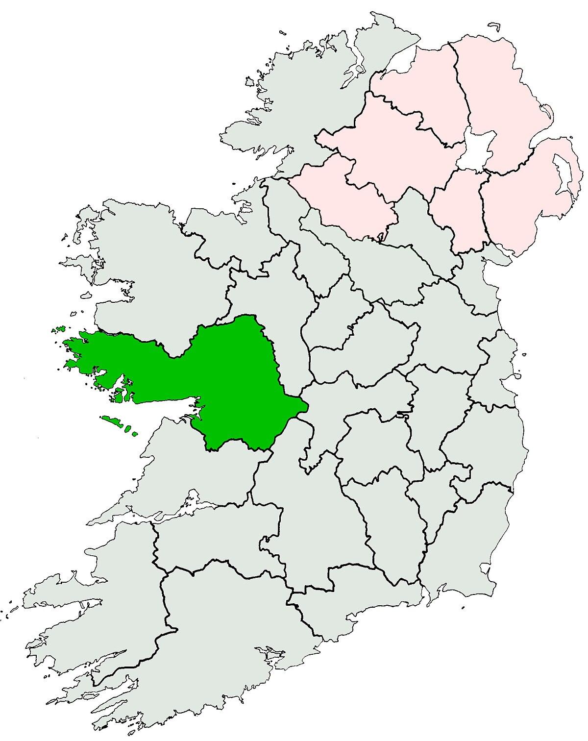 County Galway  U2013 Reisef U00fchrer Auf Wikivoyage