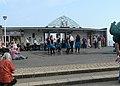 Irish dancers at Deal pier - geograph.org.uk - 1505662.jpg