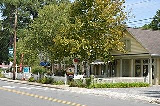 Irvington, Virginia Town in Virginia, United States