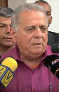 Isaías Rodríguez Venezuelan politician