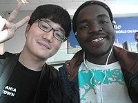 Isaac and Kangcheol.jpg