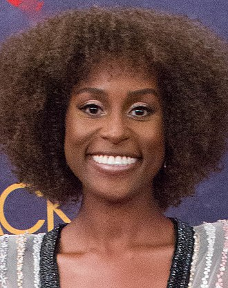 Issa Rae - Rae at a BET event in 2017