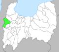 Isurugi-Town.Toyama.map.png