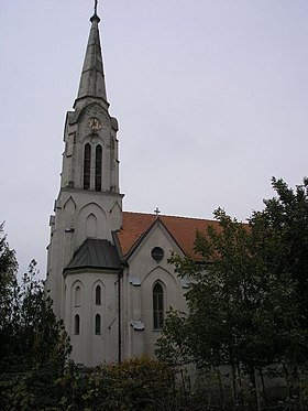 L'église catholique bulgare d'Ivanovo