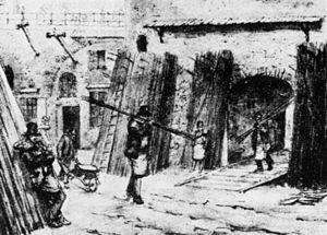 1826 in Sweden - Järnbärare Wetterling 1826