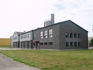 Jõgeva - Image: Jõgeva päästekomando hoone
