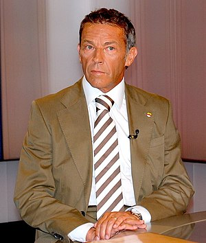 Austrian legislative election, 2008 - Image: Jörg Haider 28082008