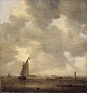 J.J. van Goyen - Gezicht op de Westerschelde met de toren van Bath - NK2452 - Cultural Heritage Agency of the Netherlands Art Collection.jpg