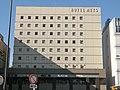JR-East Hotel Mets Yokohama Tsurumi.JPG