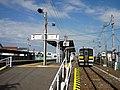 JR East Kiha E131-13 at Kami-Sugaya Station-1.jpg
