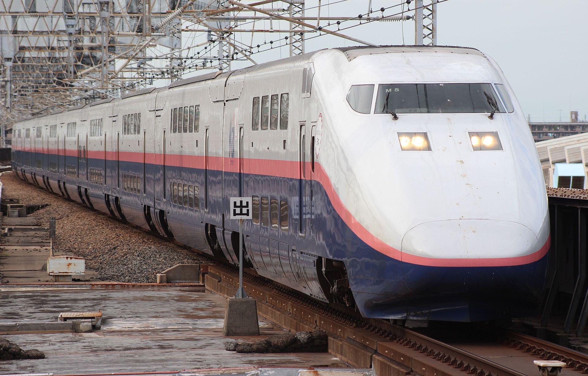 E1 Series Shinkansen Wikipedia