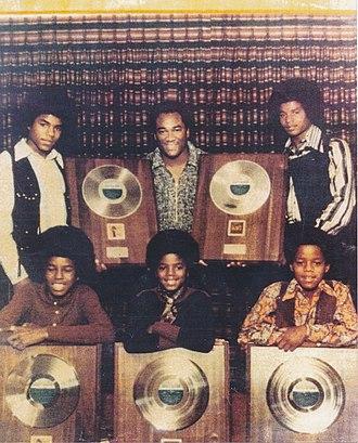 Hal Davis - Davis with the Jackson 5