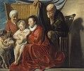Jacob Jordaens - Die Heilige Familie mit Anna und dem Johannesknaben - 1320 - Bavarian State Painting Collections.jpg