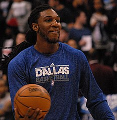 Crowder w barwach Dallas Mavericks