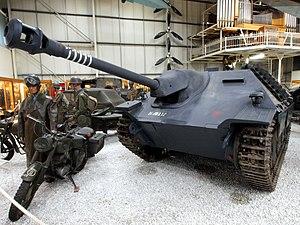 Jagdpanzer Hetzer at Sinsheim pic1.JPG