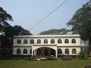Art museum in Mymensingh, Bangladesh