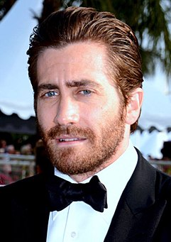 A man with brown hair, blue eyes, and beard