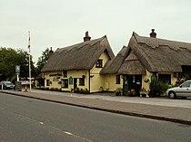 Jalsa Ghar Indian Restaurant, Great Dunmow, Essex - geograph.org.uk - 179158.jpg