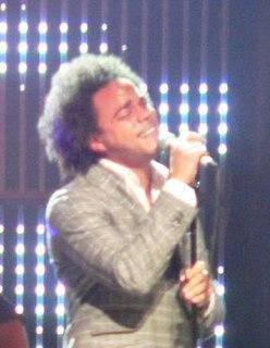 Nate James British singer-songwriter