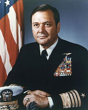 James L. Holloway III - Admiral James L. Holloway III 20th Chief of Naval Operations