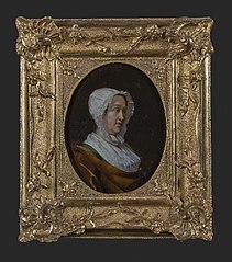Portret van Marietje Mooy of Mooij (1695-1762)