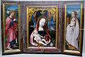 Jan provoost, madonna coi santi g. battista e maddalena, 1520-1525 ca. 01.JPG