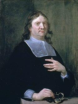 Jan van Cleve (III) - Portrait of Henry Oldenburg.jpg