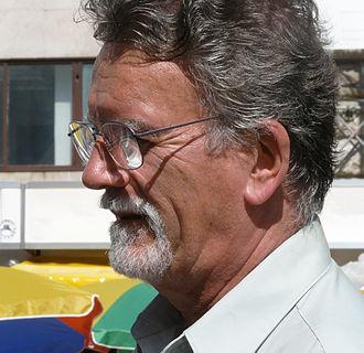 The Tragedy of Man (film) - Jankovics in 2010