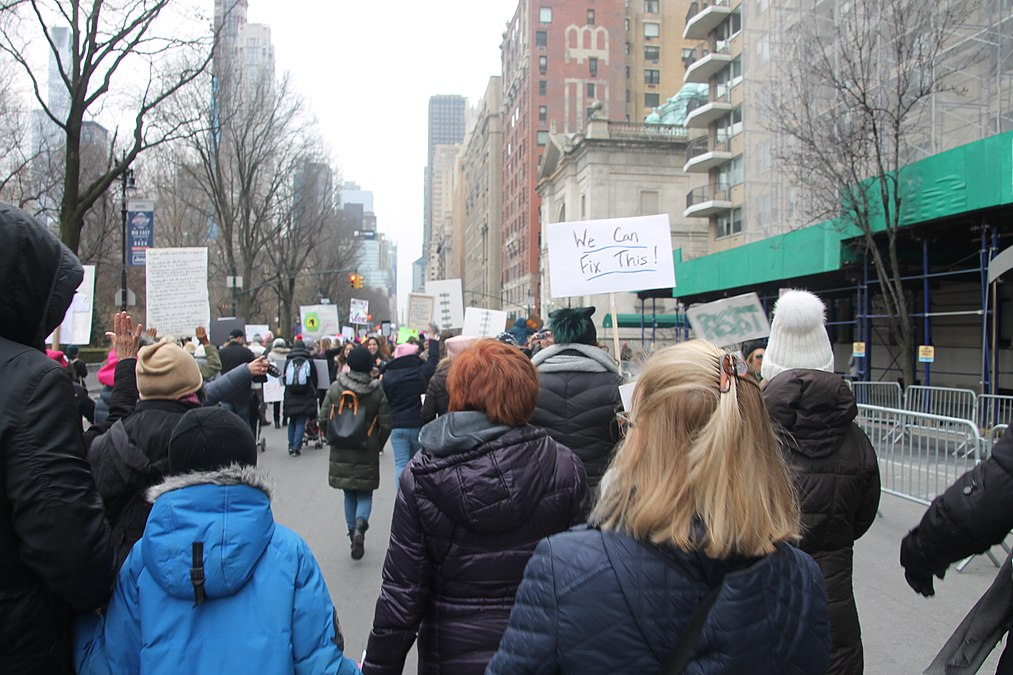 January 2019 Women's Alliance march in NYC (39840726753).jpg
