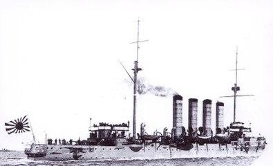 https://upload.wikimedia.org/wikipedia/commons/thumb/d/d6/Japanese_cruiser_Soya.jpg/395px-Japanese_cruiser_Soya.jpg