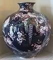 Japanses cloisonné vase, Iolani Palace.JPG