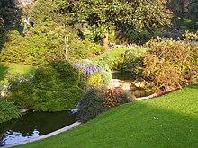 Jardin Des Plantes D Angers Wikipedia