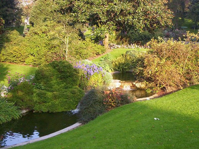 File jardin des plantes angers wikimedia commons for Jardins des plantes