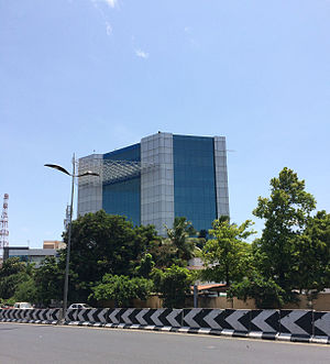 Avinashi Road, Coimbatore - An office building in Avinashi Road, Coimbatore
