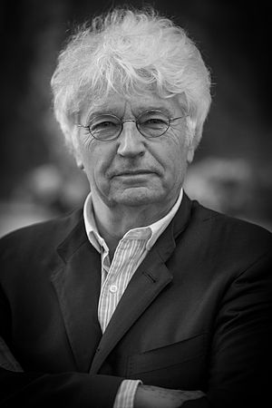 Jean-Jacques Annaud - Jean-Jacques Annaud in 2015