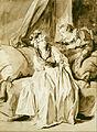 Jean Honoré Fragonard - The Letter or The Spanish Conversation - Google Art Project.jpg