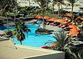Jebel Ali Palm Tree Court Pool 2012 - panoramio.jpg
