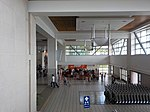 Jeju Air Check-in counter at Antonio B. Won Pat International Airport.JPG