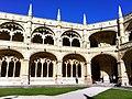 Jeronimos Monastery Cloisters, Belem, Portugal - panoramio (1).jpg